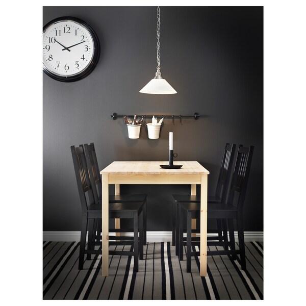INGO Stôl, borovica, 120x75 cm