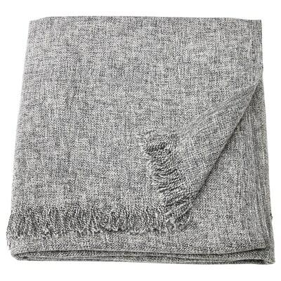 INGRUN deka sivá 170 cm 130 cm