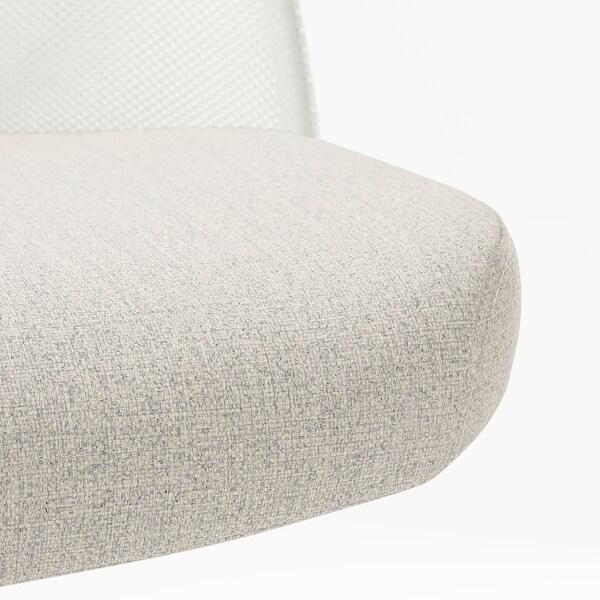 JÄRVFJÄLLET Kancelárska stolička, Gunnared béžová