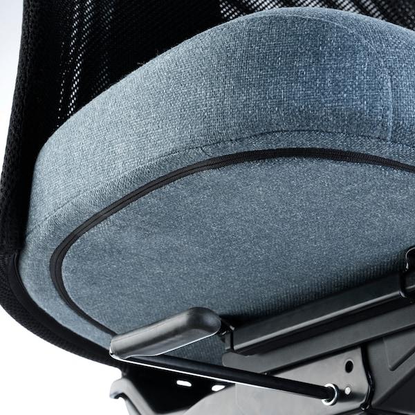 JÄRVFJÄLLET Kancelárska stolička, Gunnared modrá