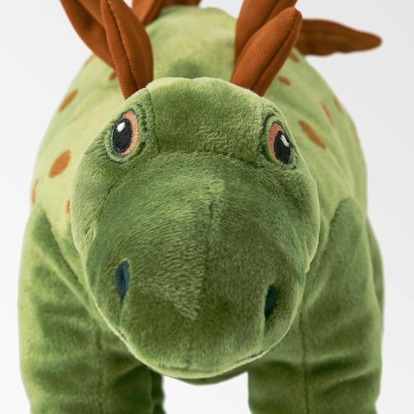 JÄTTELIK Plyšová hračka, dinosaurus/dinosaur/stegosaurus, 50 cm