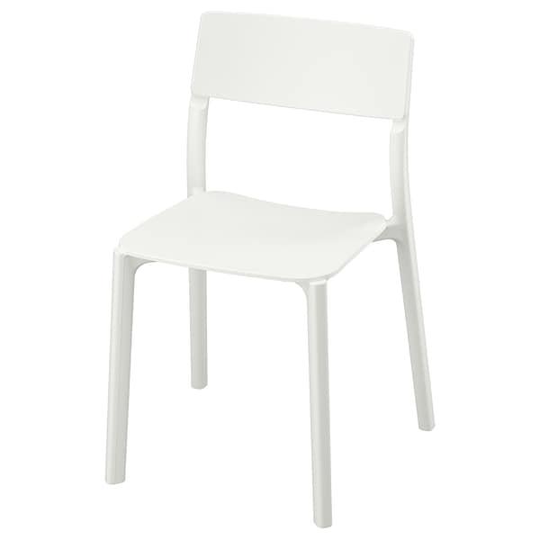 JANINGE Stolička, biela