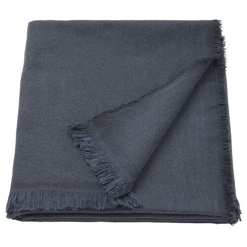 JOFRID deka tmavá modrosivá 200 cm 150 cm