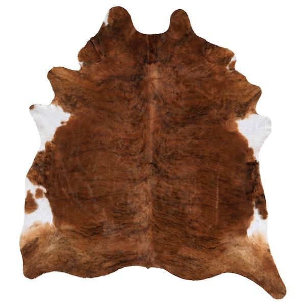 KOLDBY kravská koža hnedá 3.00 m²