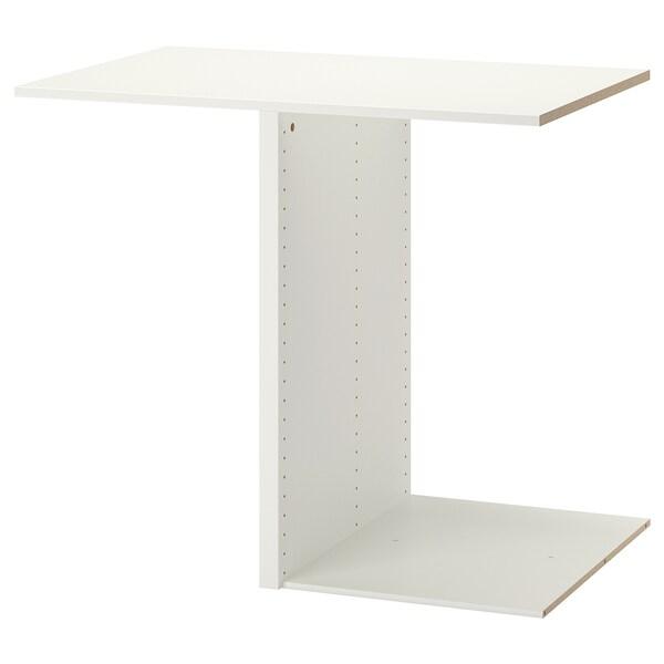KOMPLEMENT rozdeľovač rámov biela 96.1 cm 100 cm 57.3 cm 81.5 cm 58 cm