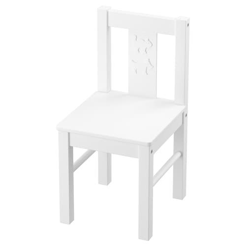 IKEA KRITTER Detská stolička