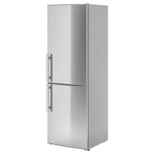 KYLIG chladnička/mraznička A++ Automatické rozmrazovanie nehrdzavejúca oceľ 59.5 cm 67.7 cm 184.5 cm 210 cm 220 l 91 l 63.00 kg