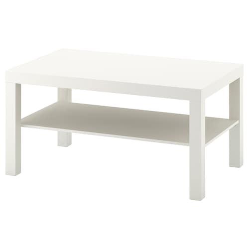 LACK konferenčný stolík biela 90 cm 55 cm 45 cm