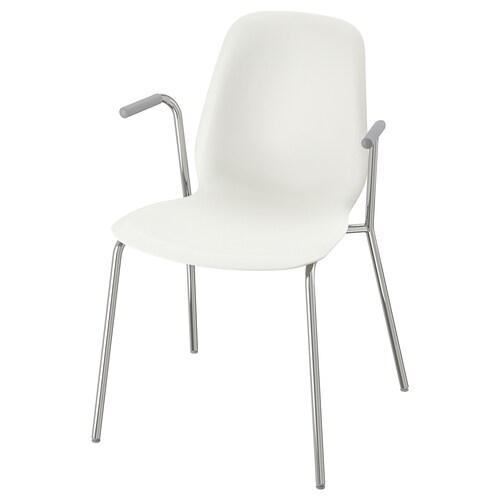 IKEA LEIFARNE Stolička s opierkou na ruky