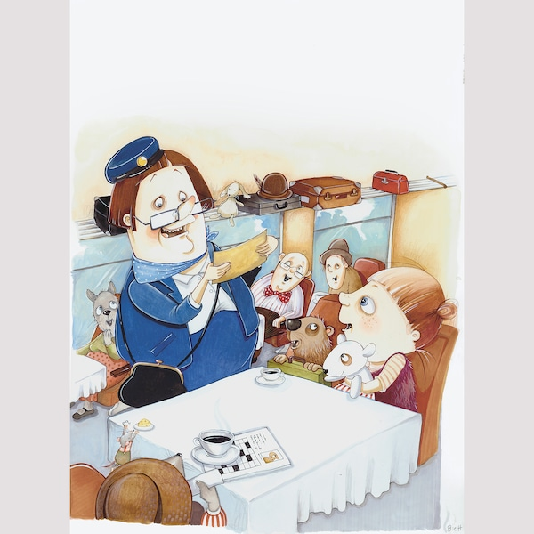LILLABO kniha Expres Lillabo