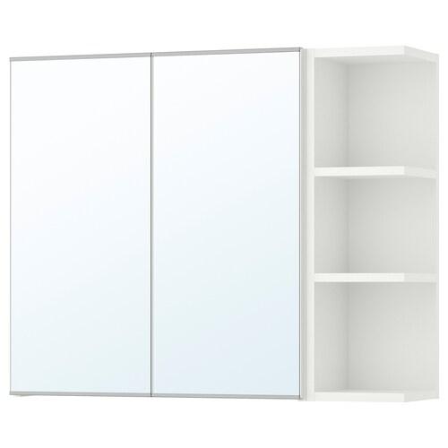 IKEA LILLÅNGEN Skr 2dv/1 konc diel/zrkad