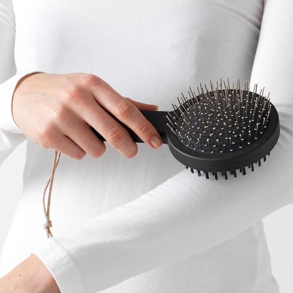 LURVIG kefka čierna 21 cm
