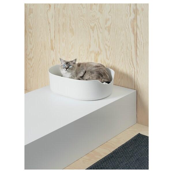 IKEA LURVIG Toaleta pre mačky