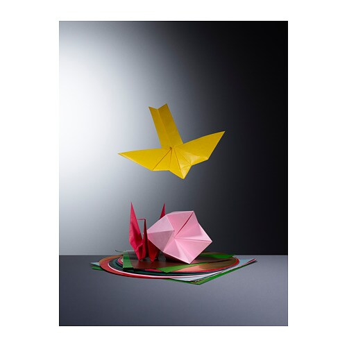 ac25df935 LUSTIGT Origami papier - IKEA