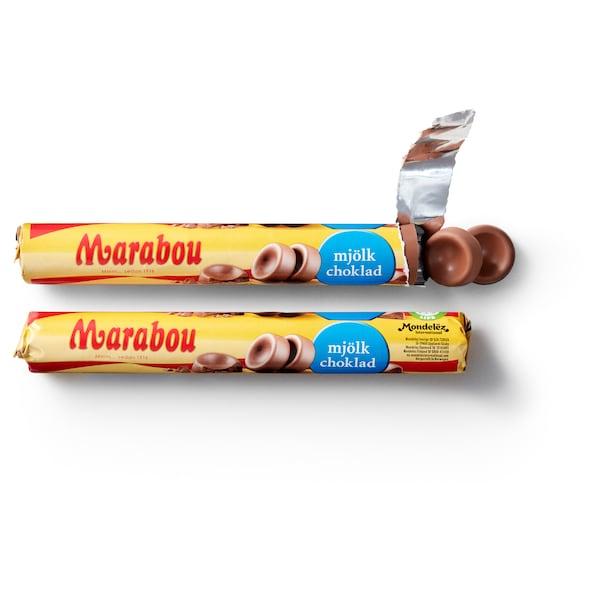 MARABOU čokoládové rolky 148 g