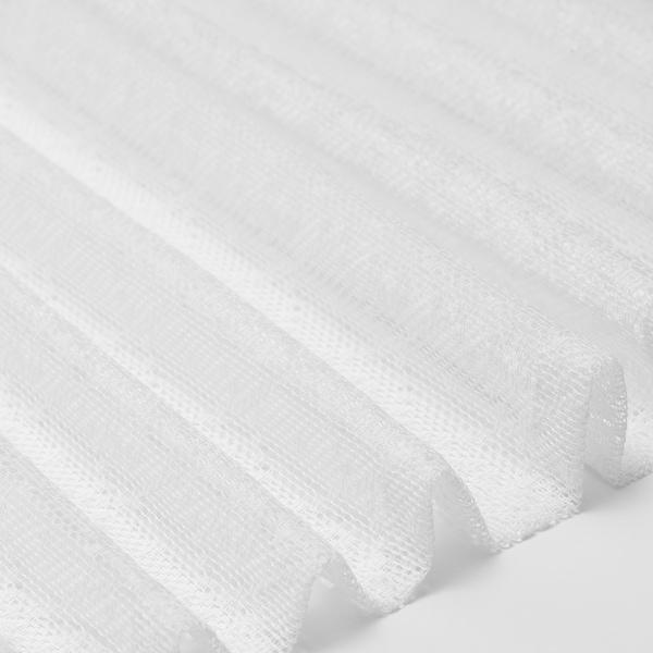 MARIELENA záves biela 50 cm 150 cm