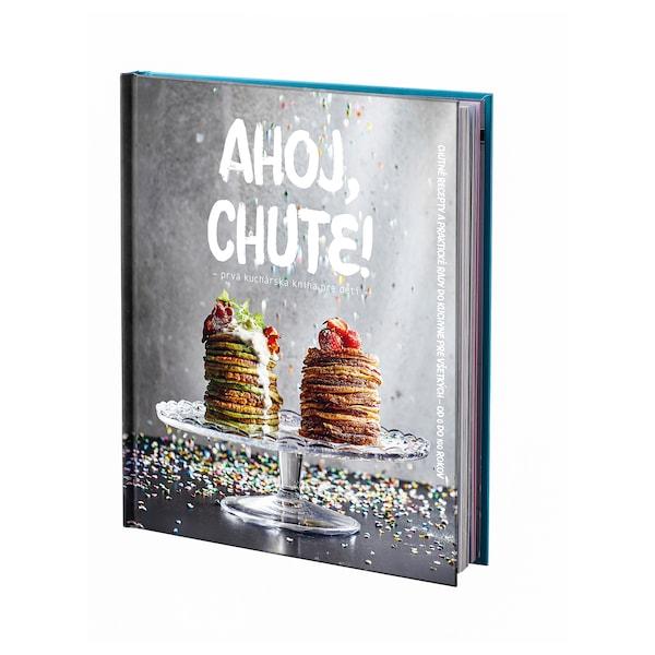 MATVRÅ kniha Ahoj, chute! 104 kusov 20.6 cm 26.8 cm