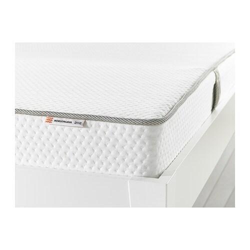 morgong va pr rodn latexov matrac 140x200 cm ikea. Black Bedroom Furniture Sets. Home Design Ideas