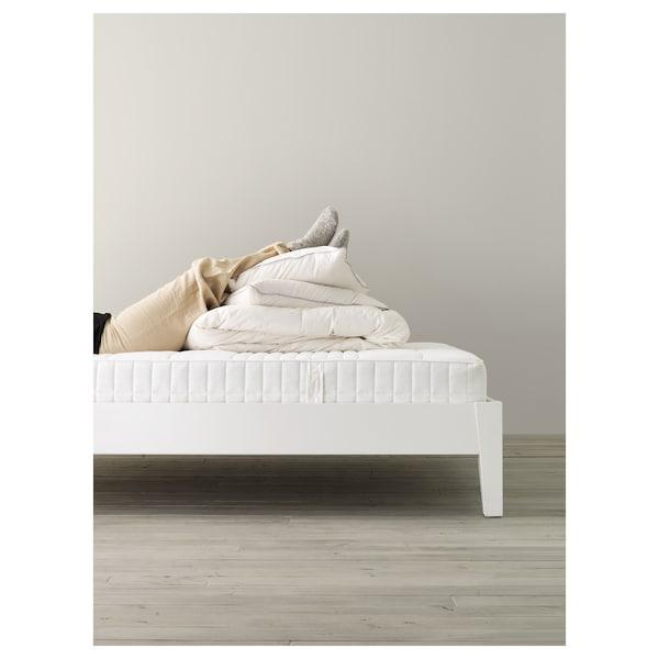 MYRBACKA Latexový matrac, stredne tvrdý/biela, 140x200 cm
