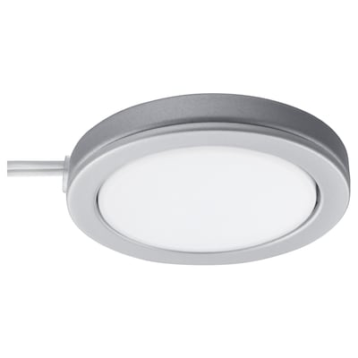 OMLOPP LED bodové osvetlenie, hliníková, 6.8 cm