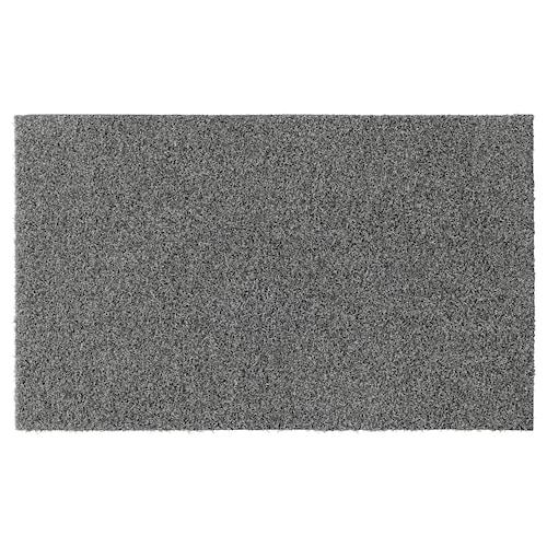 OPLEV rohožka na von/dnu sivá 80 cm 50 cm 11 mm 0.40 m² 2000 g/m² 580 g/m² 8 mm