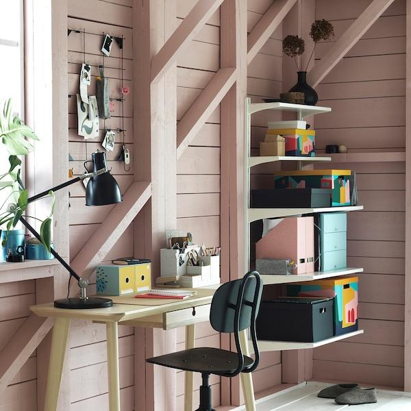 IKEA PALLRA Mini komoda/3 zásuvky