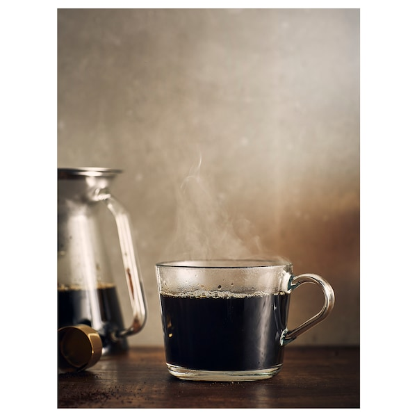 PÅTÅR Mletá káva, stredne pražená, Uganda/100 % Arabica/Certifikát UTZ/organické