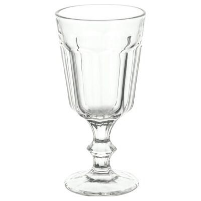 POKAL Pohár na víno, číre sklo, 20 cl