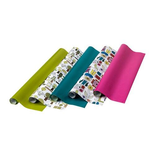 PRYDLIG Papierový obal knihy IKEA Chráni knihy pred poškodením. Vďaka baliacemu papieru vyzerajú knihy stále sviežo ako nové.