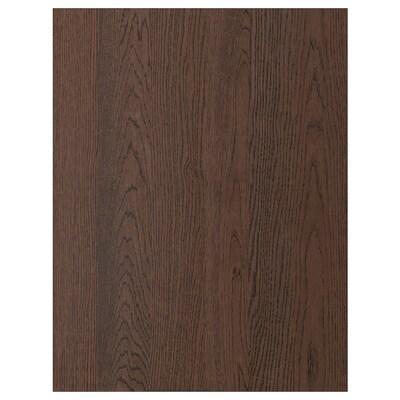 SINARP Krycí panel, hnedá, 62x80 cm