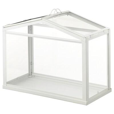 SOCKER Mini skleník, biela