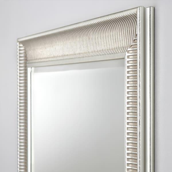 SONGE zrkadlo strieborná 91 cm 130 cm