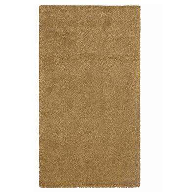 STOENSE koberec, nízky vlas tmavozlato-hnedá 150 cm 80 cm 18 mm 1.20 m² 2560 g/m² 1490 g/m² 15 mm
