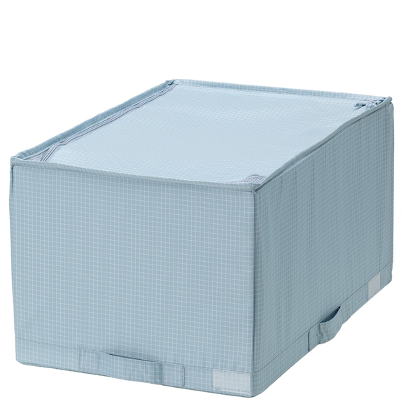STUK Úložný diel, modrosivá, 34x51x28 cm