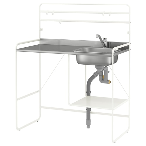 SUNNERSTA mini kuchyňa 112 cm 56 cm 139 cm