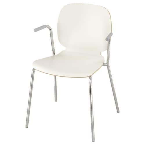 IKEA SVENBERTIL Stolička s opierkou na ruky