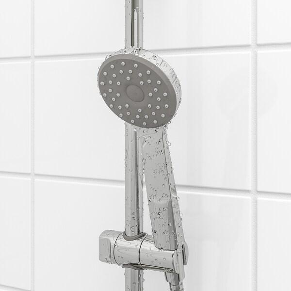 VALLAMOSSE 1-poloh ručná sprcha pochrómované 80 mm