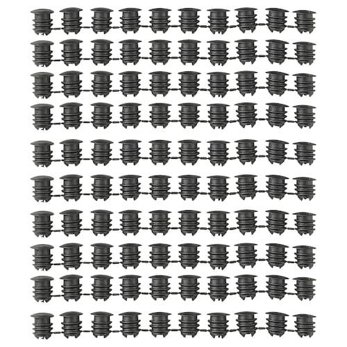 VARIERA kryt čierna 100 ks
