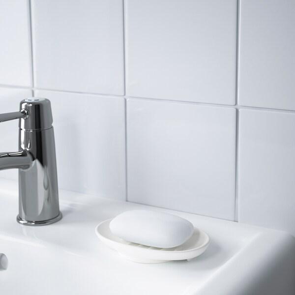 VOXNAN miska na mydlo keramický 14 cm 9 cm 2 cm