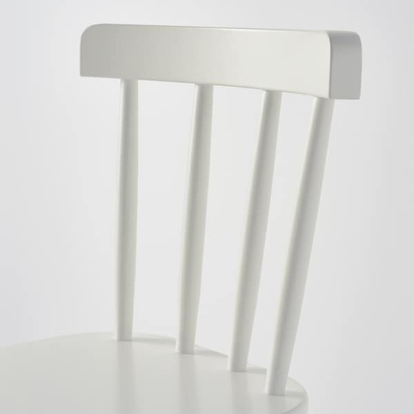 AGAM Junior chair, white