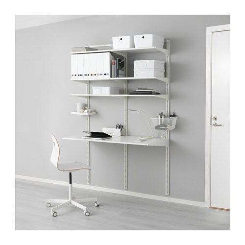algot wall upright shelves ikea. Black Bedroom Furniture Sets. Home Design Ideas