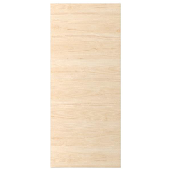 ASKERSUND Door, light ash effect, 60x140 cm