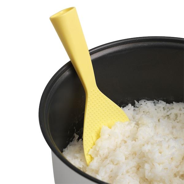EGENDOMLIG Rice paddle, yellow