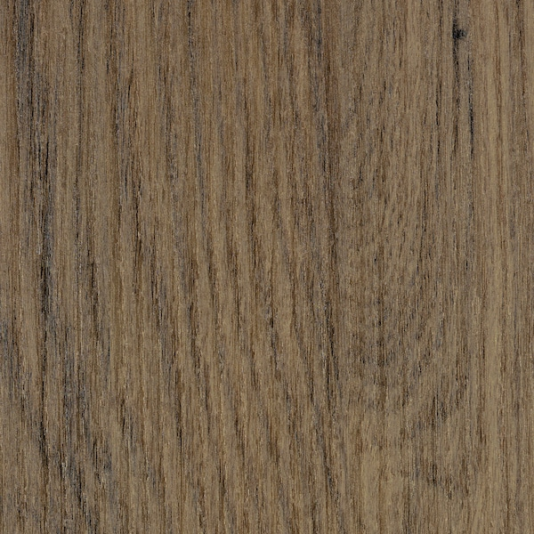 EKBACKEN Worktop, dark oak effect, 246x2.8 cm