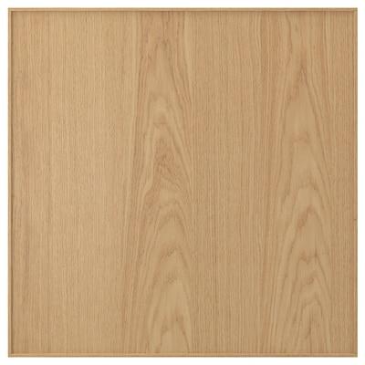 EKESTAD Door, oak, 60x60 cm