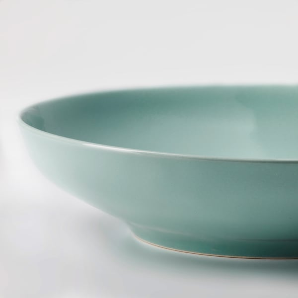 ENTYDIG Bowl, light green, 30 cm