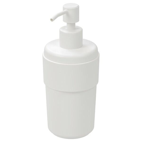 ENUDDEN Soap dispenser, white