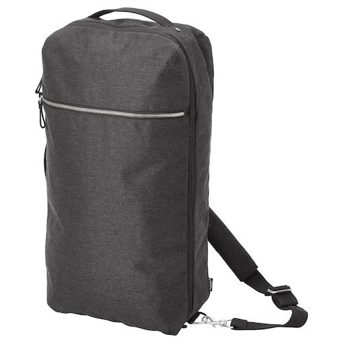 FÖRENKLA backpack dark grey 35 cm 20 cm 54 cm 34 l