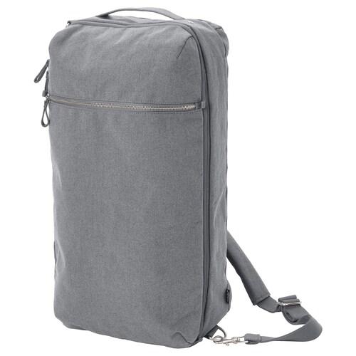FÖRENKLA backpack light grey 35 cm 20 cm 54 cm 34 l
