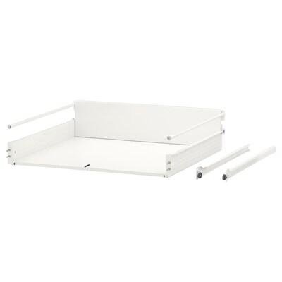 FÖRVARA Drawer, medium, white, 60x60 cm